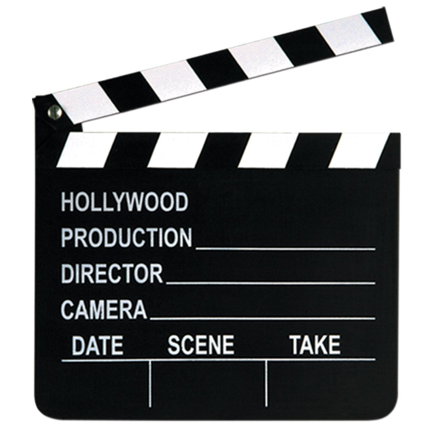 movie set clapboard pack of 12 movie set clapboard decoration party favor