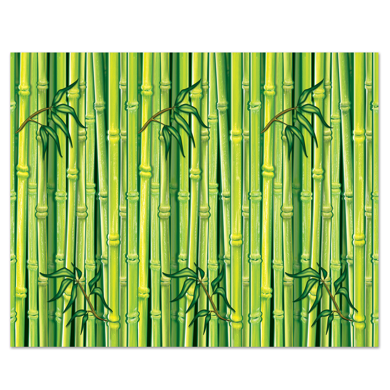 Bamboo Backdrop (Pack of 6) Bamboo Backdrop, decoration, luau, safari, wholesale, inexpensive, bulk, new years eve