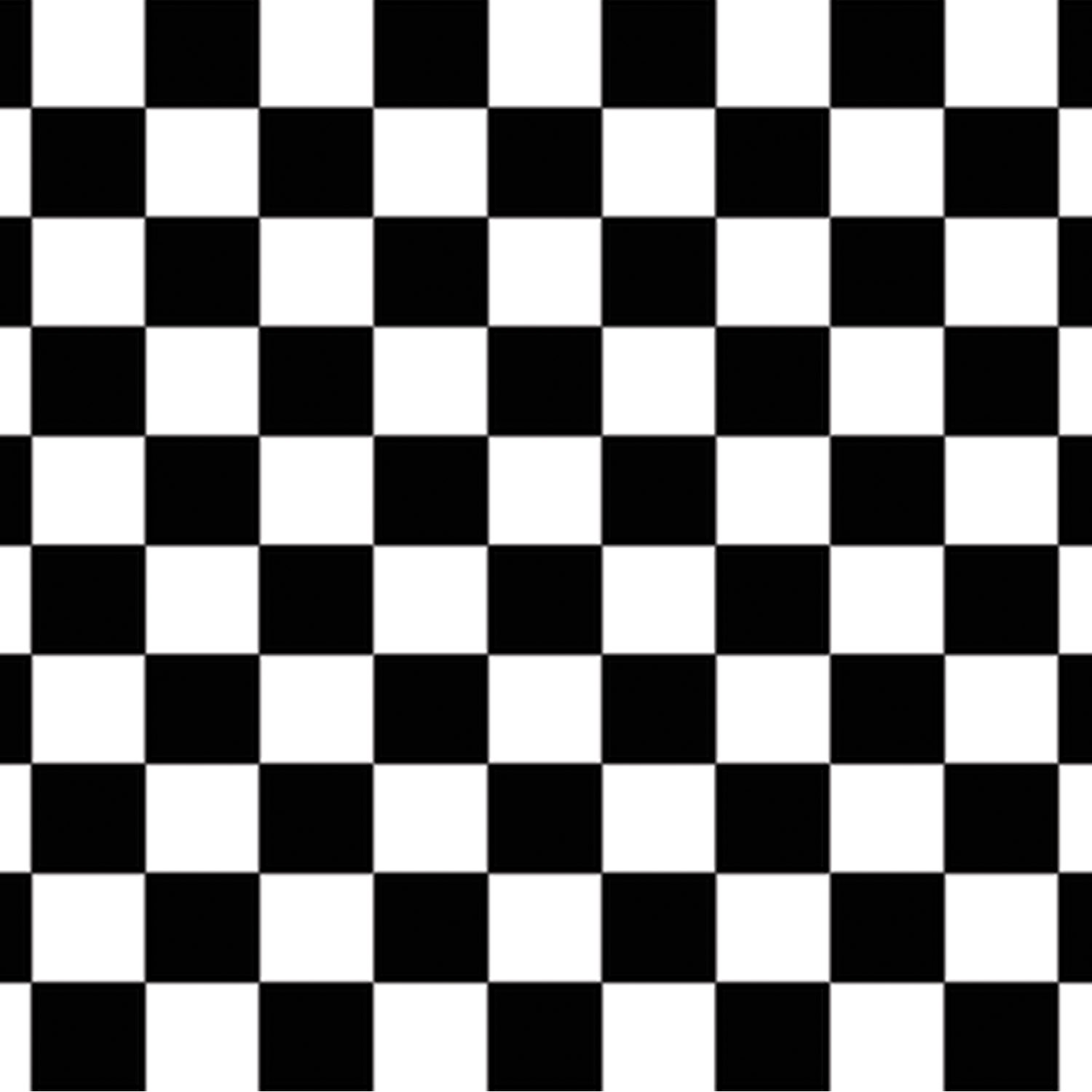 Checkered Backdrop (Pack of 6) Checkered Backdrop, black, white, checkered, decoration, 50s, racing, new years eve, wholesale, inexpensive, bulk