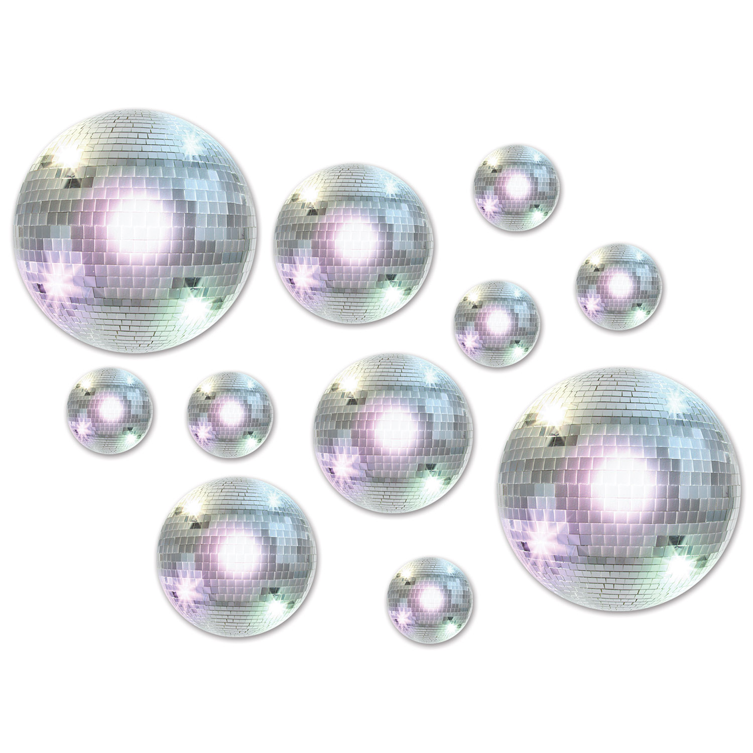 Disco Ball Decorations Cheap: 1970's Themed New Year's Eve Party Ideas, Page 2