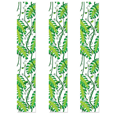Jungle Vines/Leaves Party Panels