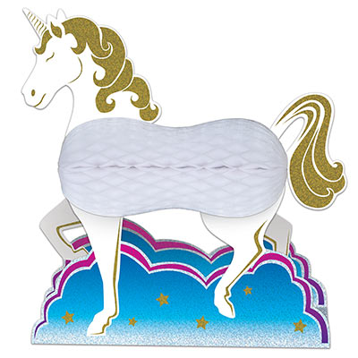 Unicorn Centerpiece (Pack of 12)
