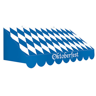 3-D Oktoberfest Awning Wall Decoration (Pack of 6) 3-D Oktoberfest Awning Wall Decoration, 3-D, Oktoberfest, awning, decoration, wholesale, inexpensive, bulk