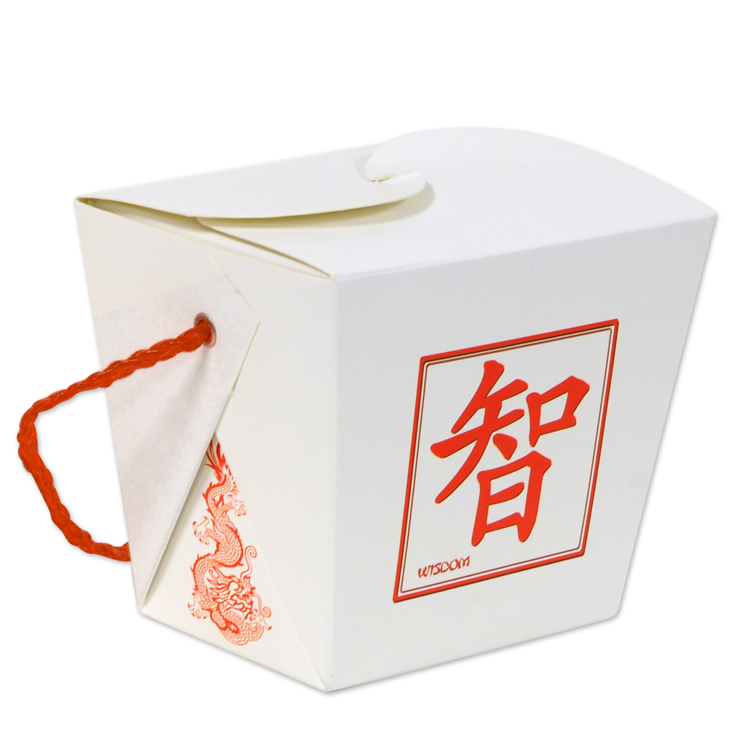 Asian Favor Box - Pint (Pack of 24) .