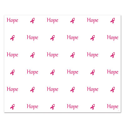 Hope Insta-Mural Photo Op (Pack of 6) Hope Insta-Mural Photo Op, hope, breast cancer, awareness, photo op, decoration, wholesale, inexpensive, bulk