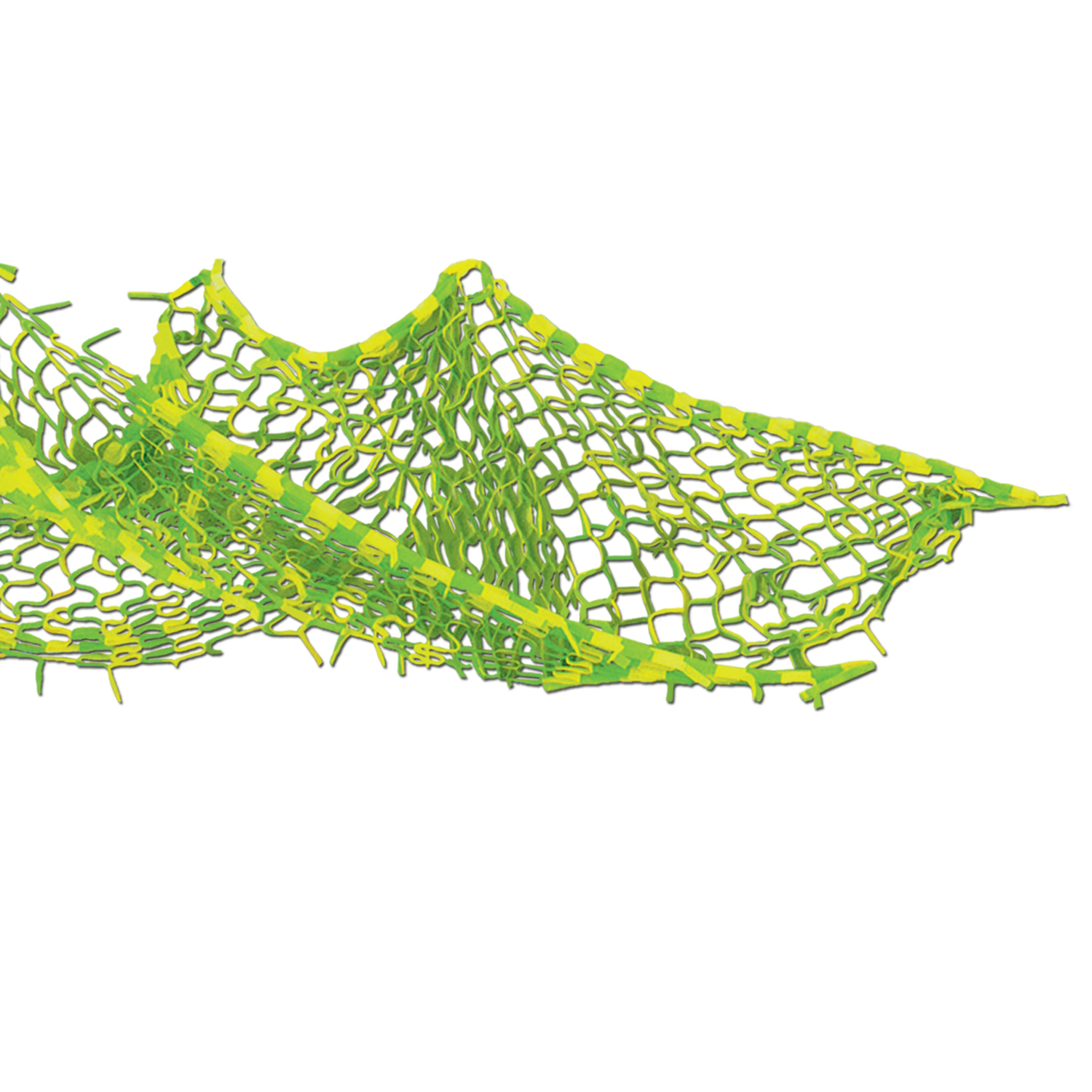 Tissue Fish Netting (Pack of 12) Tissue Fish Netting, decoration, luau, new years eve, wholesale, inexpensive, bulk