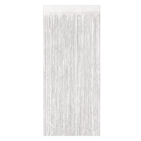 1-Ply Gleam 'N Curtain (Pack of 6) 1-Ply Gleam 'N Curtain, party supplies, hanging decorations, decorations