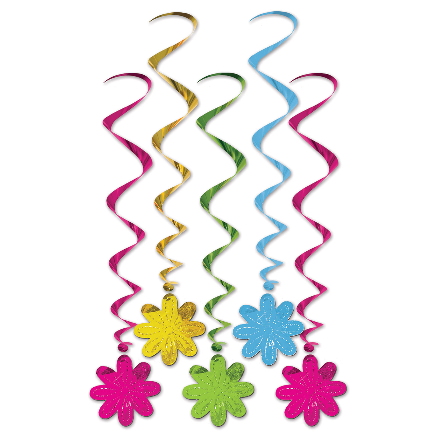 Flower Whirls (Pack of 30) .