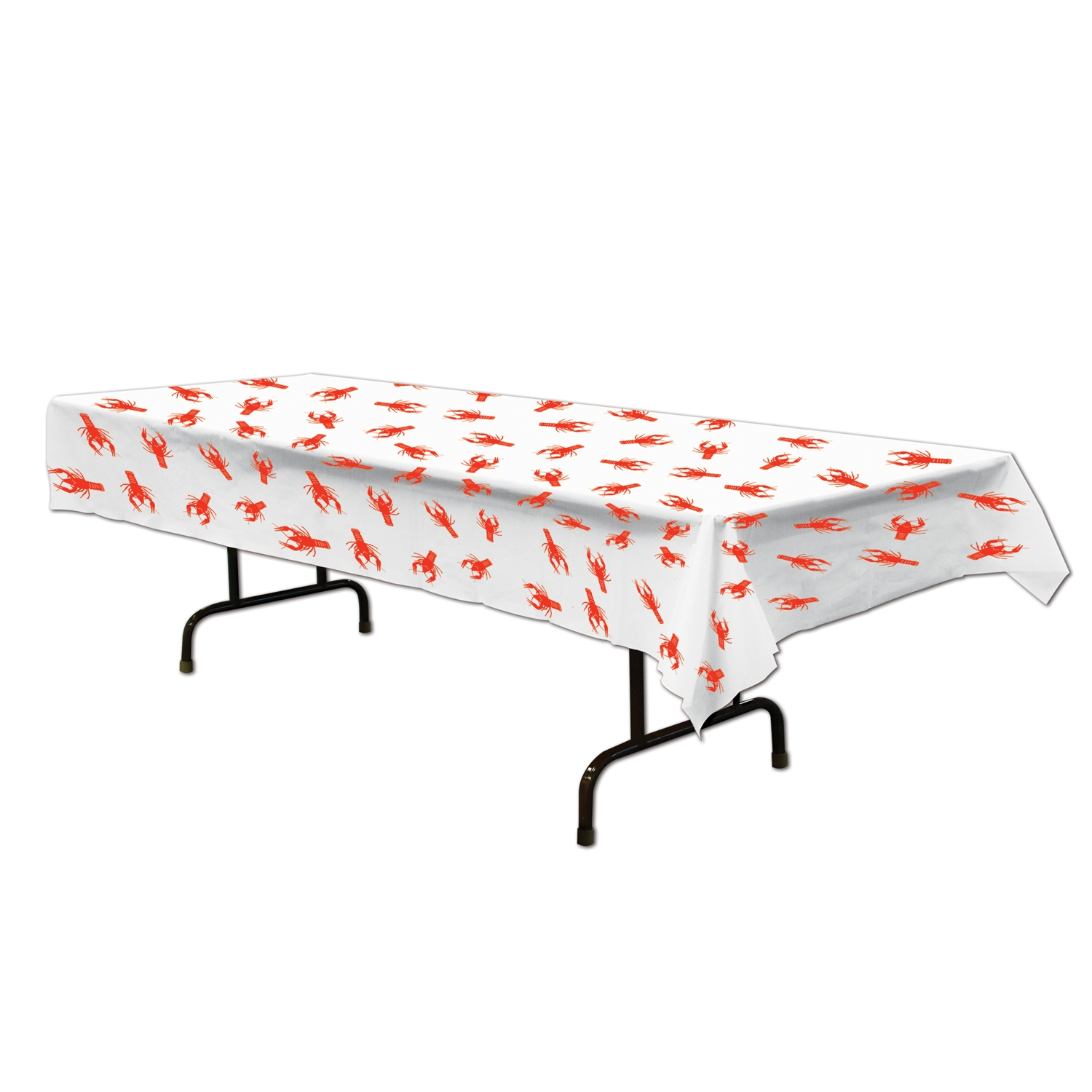 Crawfish Tablecover (Pack of 12) .