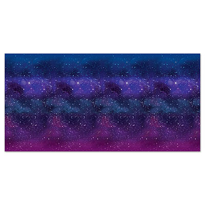 Galaxy Backdrop (Pack of 6) Galaxy Backdrop, galaxy, outer space, backdrop, decoration, wholesale, inexpensive, bulk
