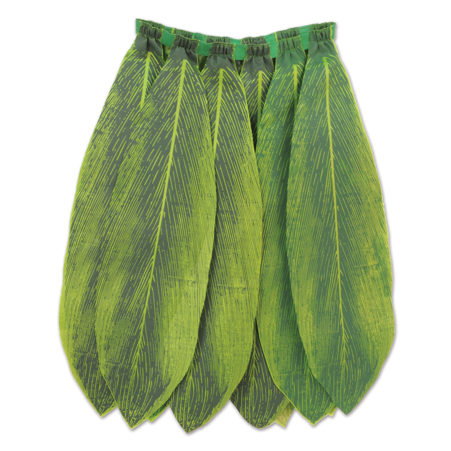 Ti Leaf Hula Skirt (Pack of 6) Ti Leaf, Hula Skirt, Green Leaf Skirt, Costume Accessories, Inexpensive luau party supplies, Island themed ideas, Wholesale party goods, Cheap party supplies, party skirts, halloween costume accessories