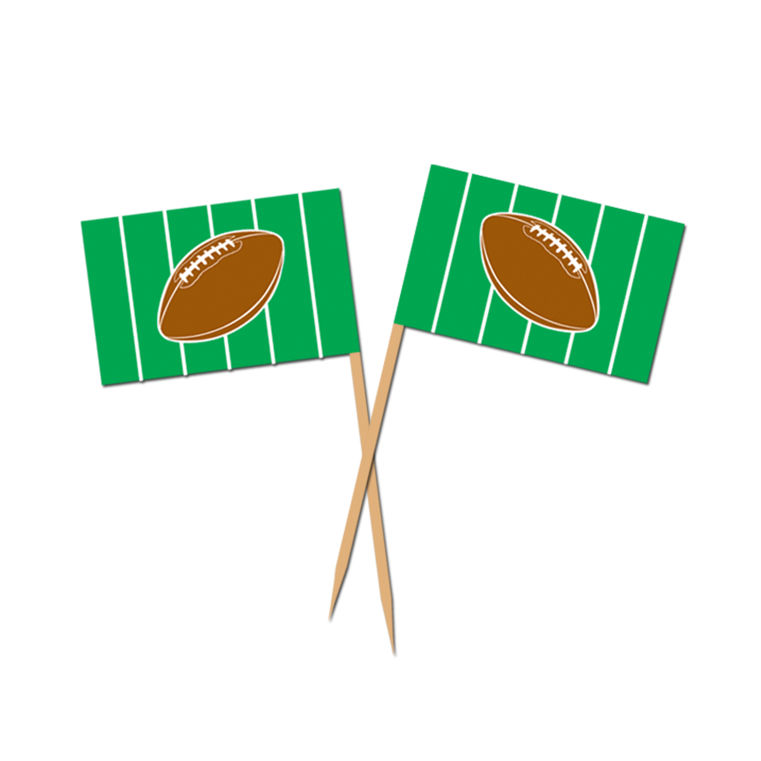 Football Picks (Pack of 600) Game day, Football, sports, food, food picks