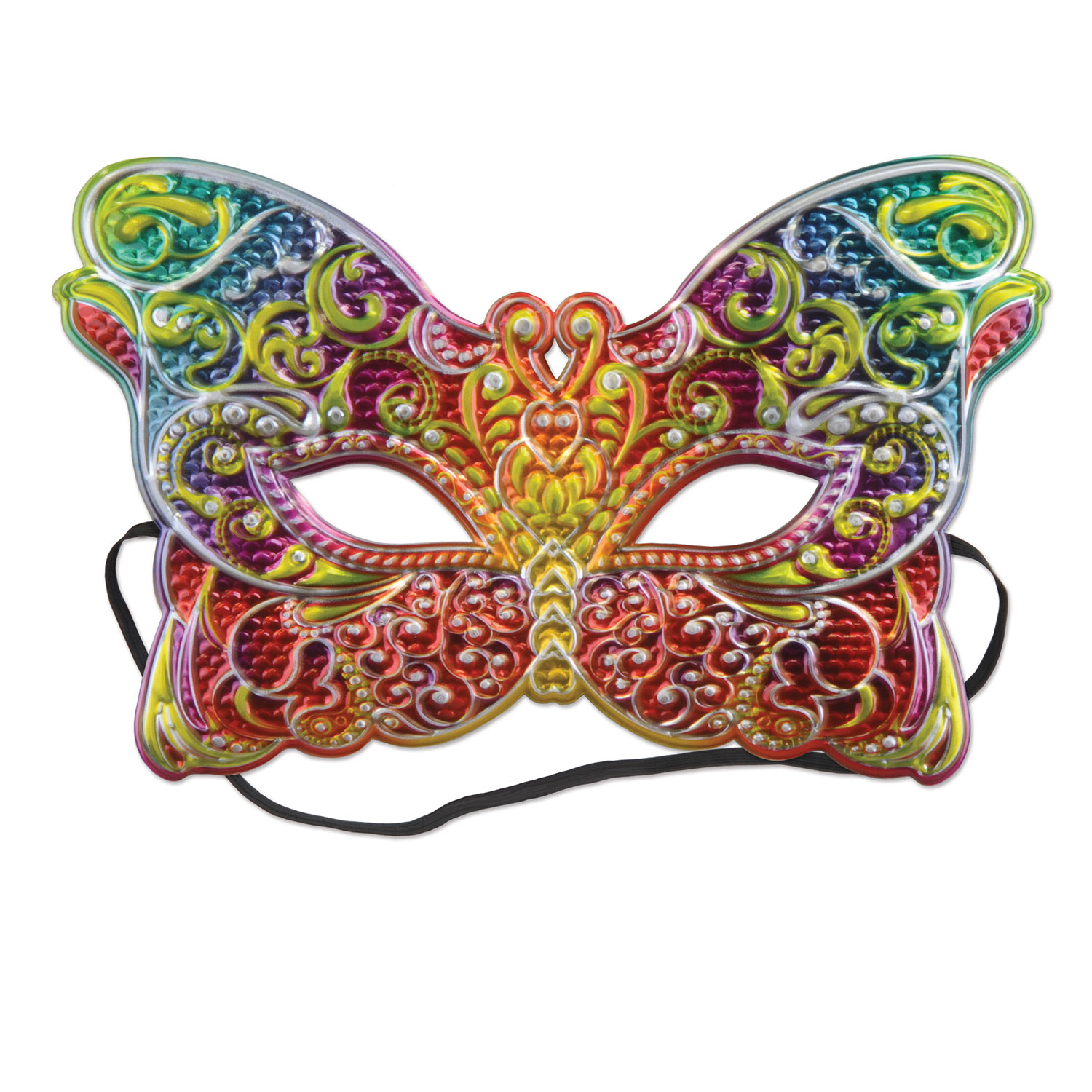 Costume Mask (Pack of 12) Costume Mask, new years eve, mardi gras, party favor, wholesale, inexpensive, bulk