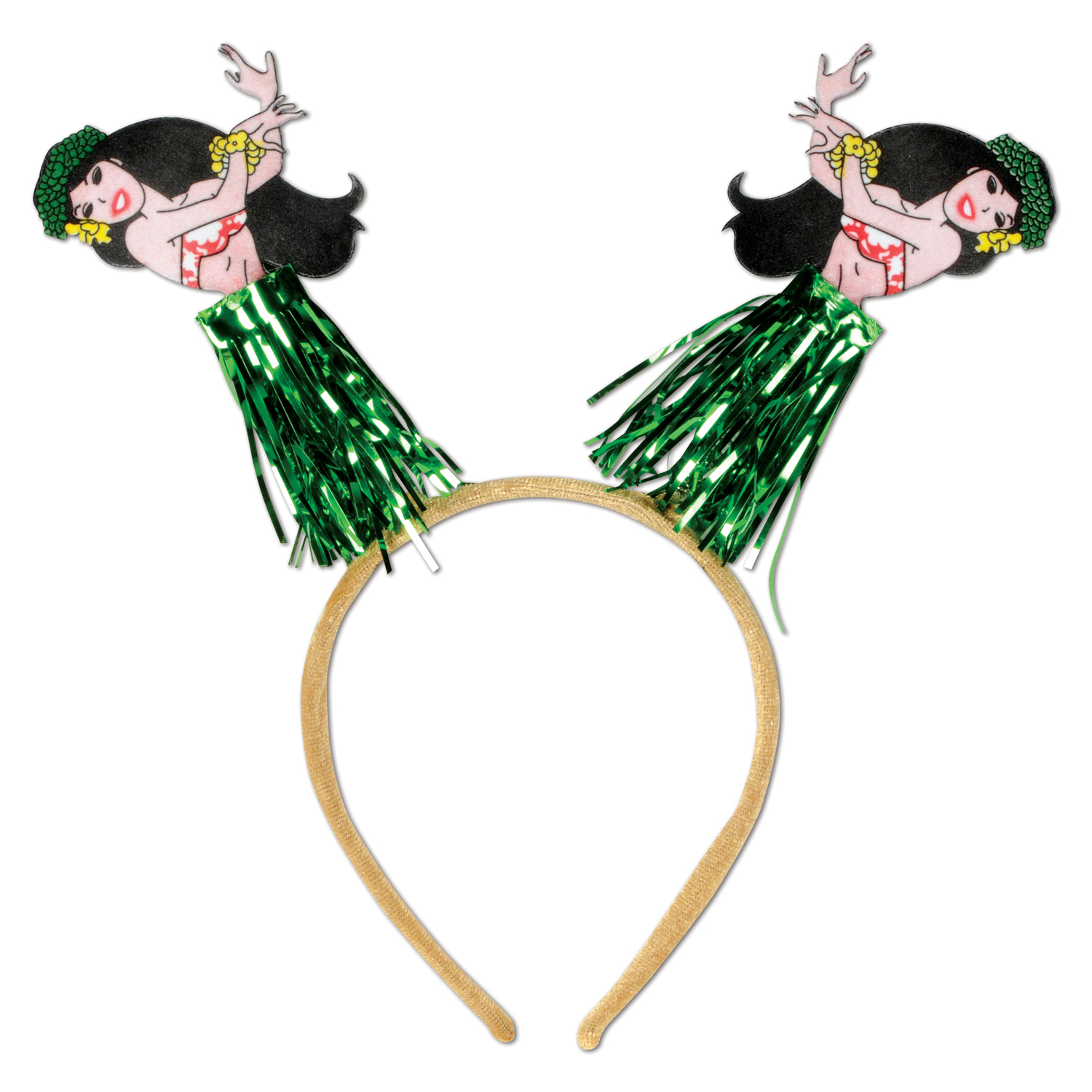 Hula Girl Boppers (Pack of 12) Hula Girl Boppers, party favor, luau, new years eve, wholesale, inexpensive, bulk