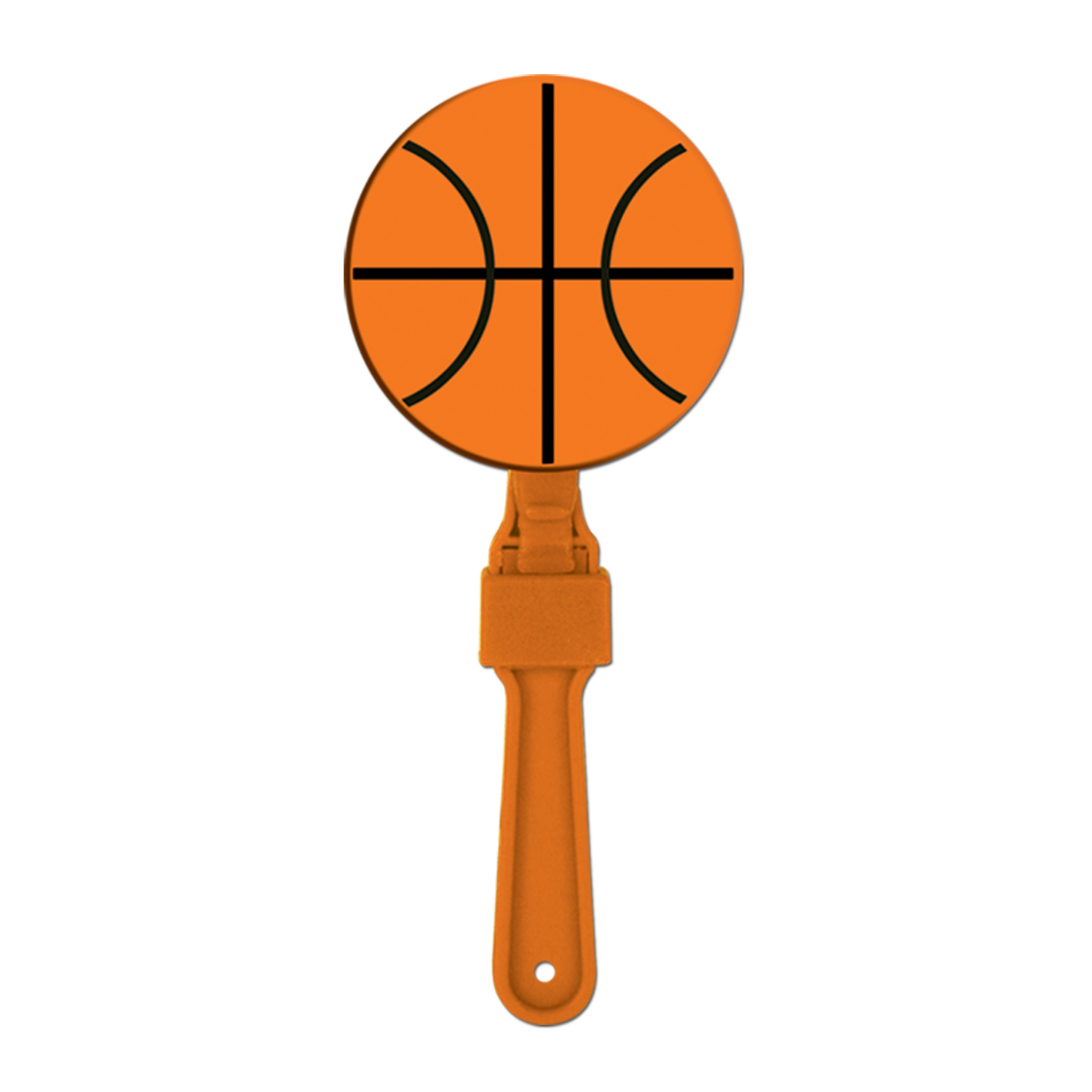 Basketball Clapper (Pack of 24) .