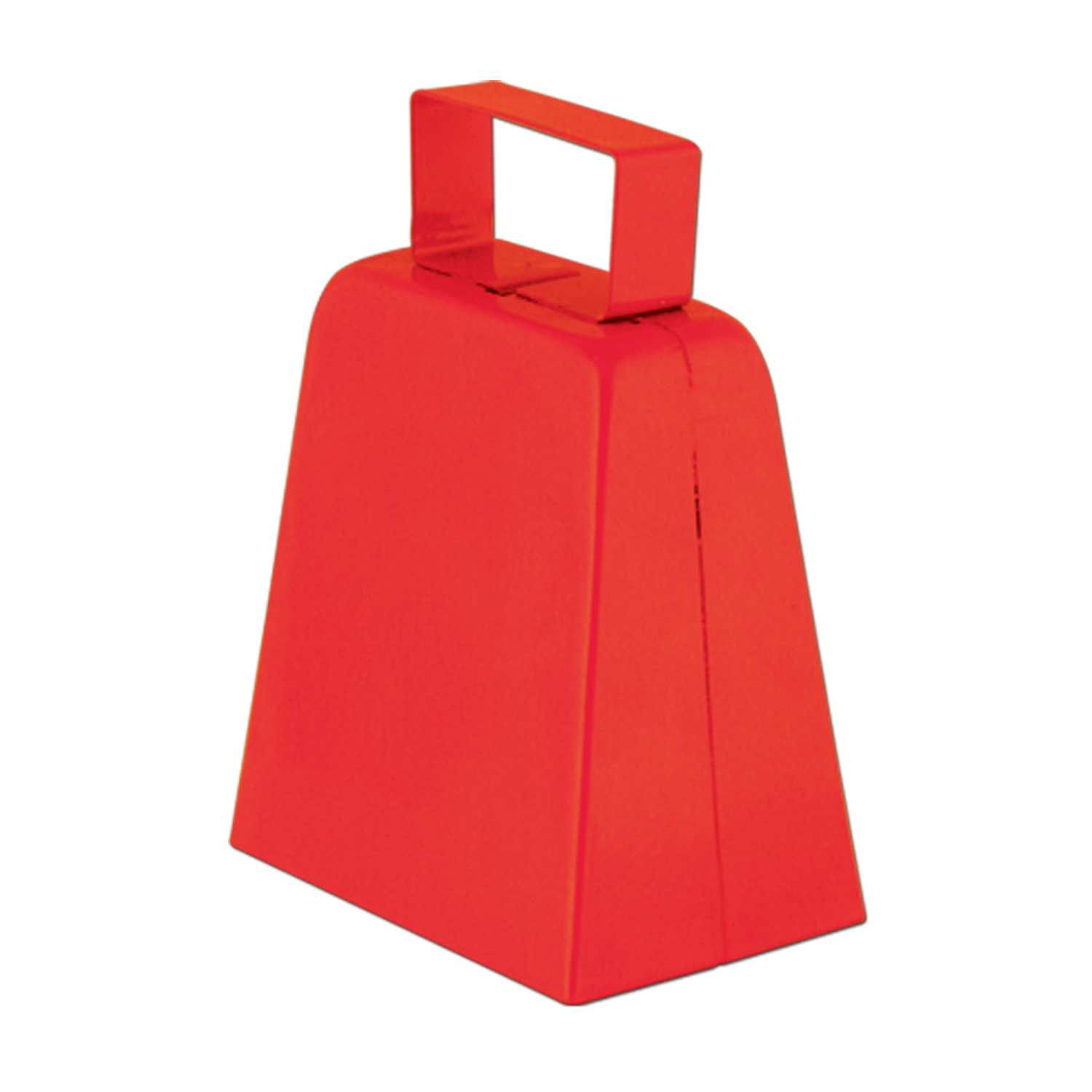 Cowbells (Pack of 12) red, football, playoffs, superbowl, tailgating, noisemaker, party, cowbell