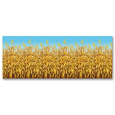 Cornstalks Backdrop (Pack of 6)