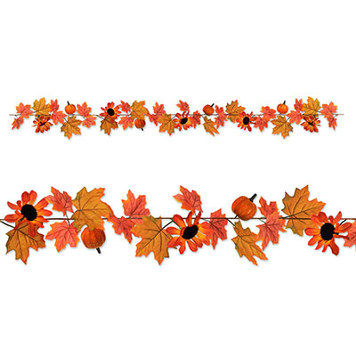 Autumn Garland (Pack of 12)