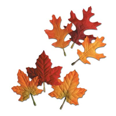 Autumn Leaves (Pack of 288)