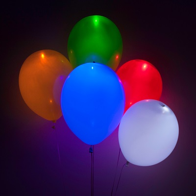 LED Balloons (Pack of 20)