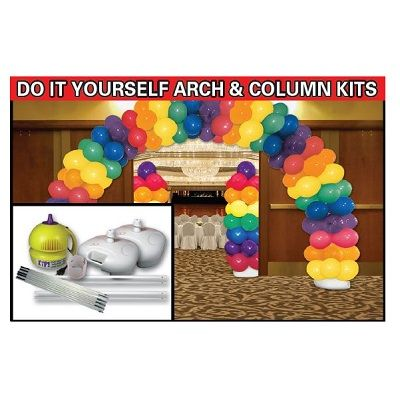 Latex Balloon Arch & Column Kit Balloons, latex balloons, balloon arch, latex balloons, balloons kits