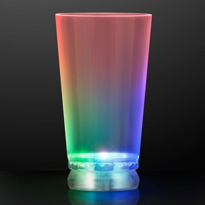 16oz LED Pint Glass (Pack of 12)